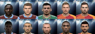 PES 2016 Süper Lig Facepack For SMoKe Patch 8.5.1 by HELLPATCH