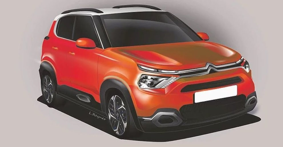Citroen CC21 Subcompact SUV To Make World Debut In September