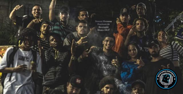 Encontro de rappers cariocas pede liberdade de MC Rodrigo GTA
