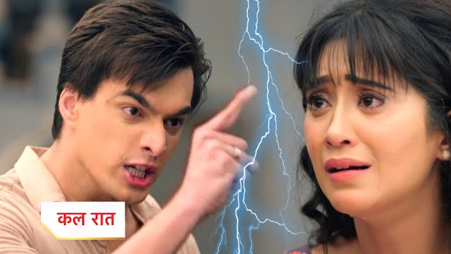 Future Story : Naksh Naira fails to reach court Kartik tensed in Yeh Rishta Kya Kehlata Hai