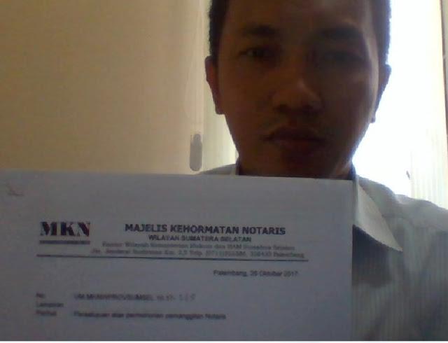 Prosedur Pemanggilan dan Pemeriksaan Notaris