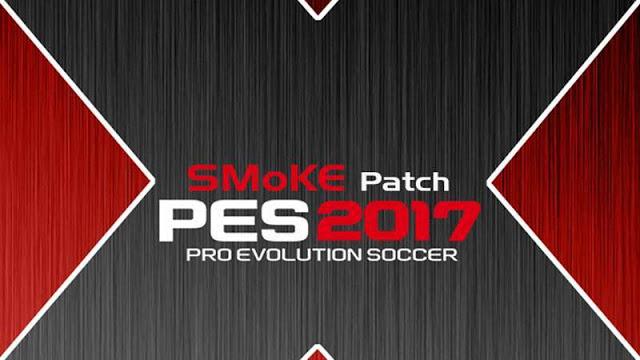SMoKE Patch 9.8.0 AIO PES 2017