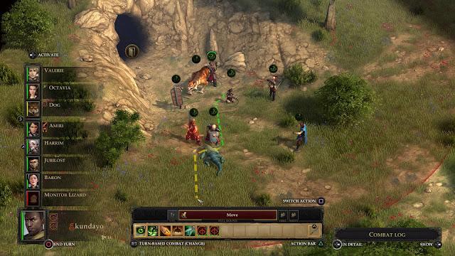 Pathfinder Kingmaker Screenshot