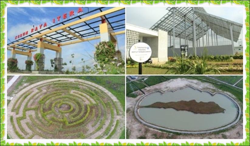 Kebun Raya Institut Teknologi Sumatera (Itera), Jadi Wisata Baru, Flora-Fauna Sesumatera