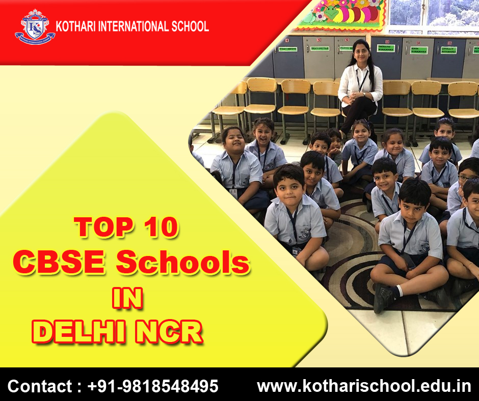 Top 10 Cbse Schools In Delhi Ncr