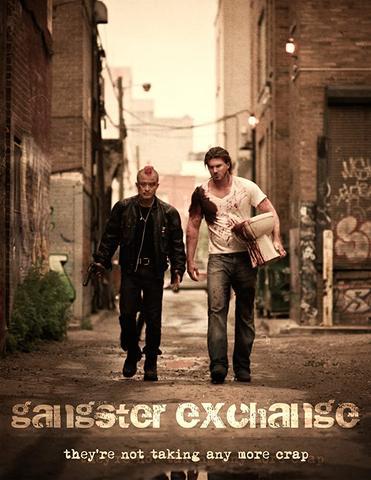 Gangster Exchange 2010 Dual Audio Hindi 480p BluRay x264 300MB