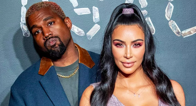 Kanye West Bought Kim Kardashian a $14 Million Christmas Present house