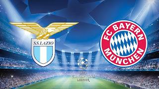 مشاهدة مباراة بايرن ميونخ ضد لاتسيو 23-2-2021 بث مباشر في دوري أبطال أوروبا