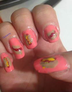 hot_dog_nail_art