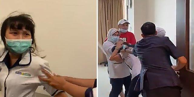 Penganiaya Perawat Siloam Bukan Polisi, Kapolda Sumsel: Cuma Ngaku-ngaku