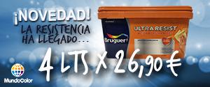 Bruguer Ultra Resist 26,90€
