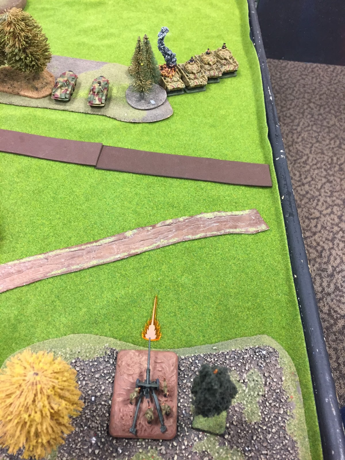 no retreat late war version 4 flames of war playtest wwpd