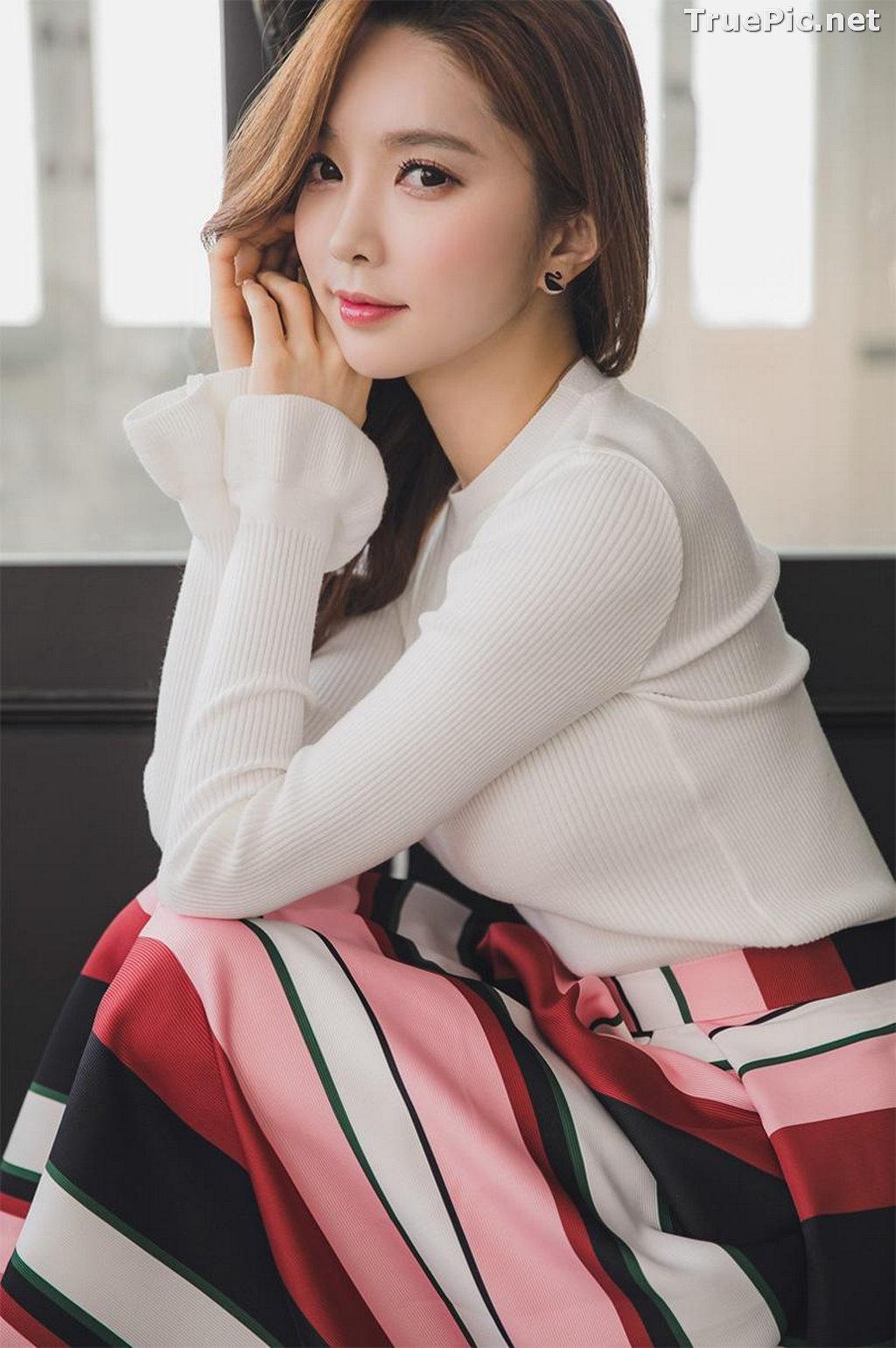 Image Korean Beautiful Model – Park Soo Yeon – Fashion Photography #8 - TruePic.net - Picture-10