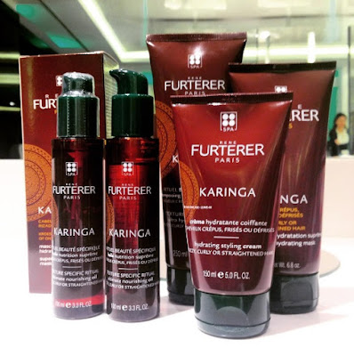 Rizos cuidados con René Furterer: nuevas gamas Karinga y Sublime Curl