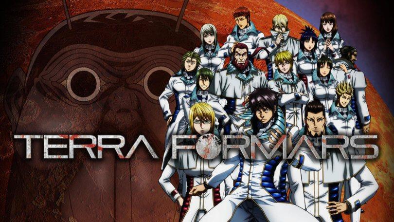 Terra Formars BD (Episode 01 — 13) Sub Indo + OVA