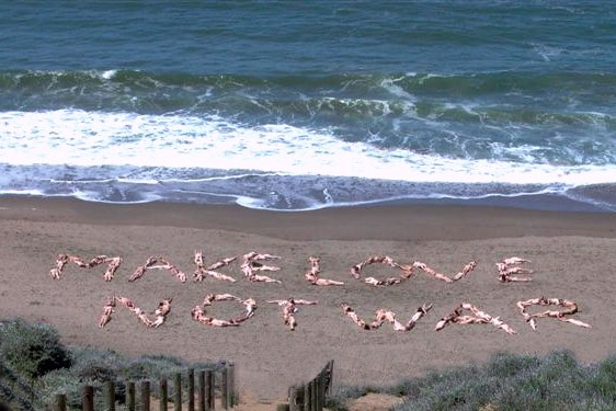 With you baker beach nude teen opinion you