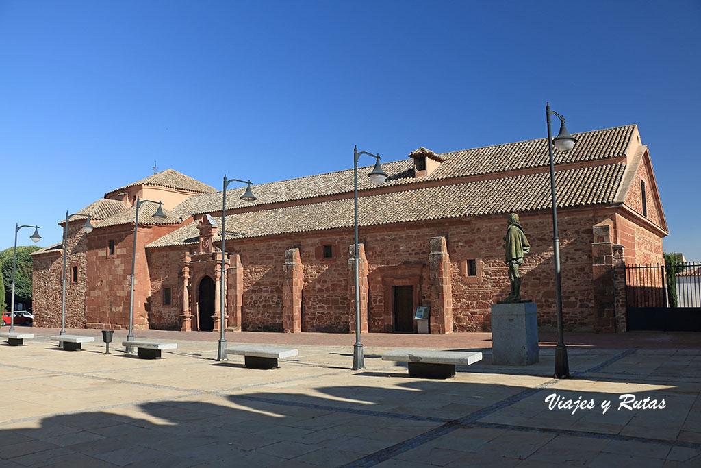 Iglesia de Santa María la Mayor, Alcázar de San Juan