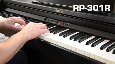 dan piano dien roland rp-301r