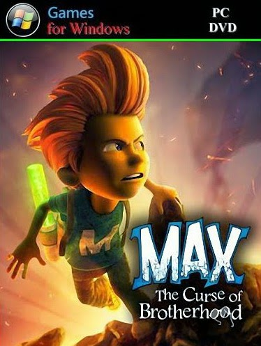 Max The Curse of Brotherhood Full Download For PC - AllGamePCWorked