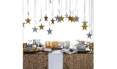 Lindas ideias para decoração da comemoração de ano novo