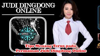 Tips Menang Terus pada Permainan Judi Dingdong Online