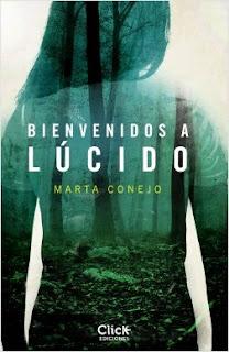 Bienvenidos a Lúcido de Marta Conejo [Reseña]
