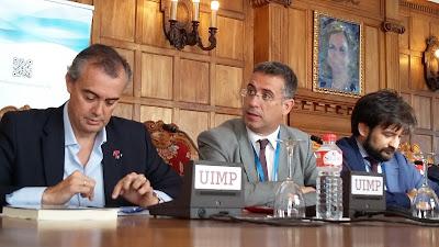 Felix Fernández Shaw, Miguel Ángel Benedicto y Alberto Priego