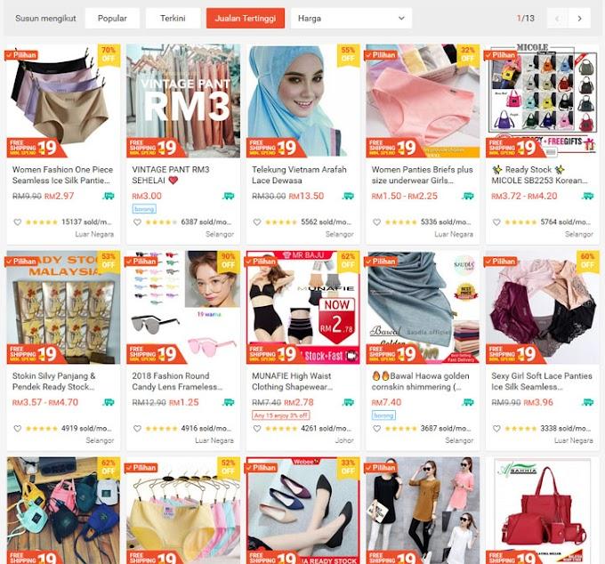 Rahsia Seller Shopee Dapat Jualan Berganda-Ganda Gunakan Followers