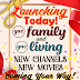 GAC FAMILY and GAC LIVING LAUNCHES TODAY - September 27, 2021! *Details Here: