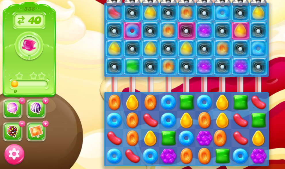 Candy Crush Jelly Saga 338