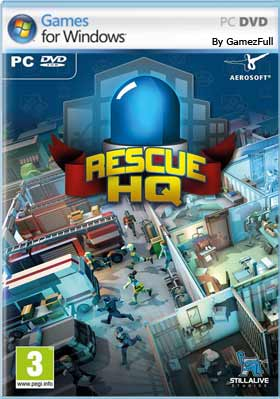 Rescue HQ The Tycoon PC [Full] Español [MEGA]
