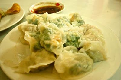 Kuchay & Pork Dumpling