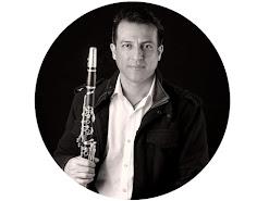 José Chepe Gómez - clarinetista colombiano. CLARIPERU