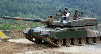 Tank K2 Black Panther