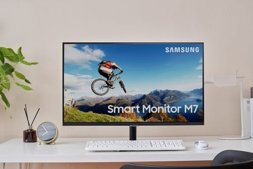Smart Screen: Smart screen with wireless network