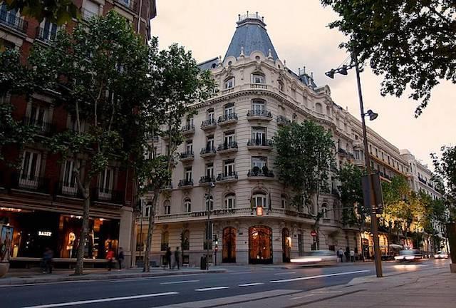 Região de Salamanca em Madri