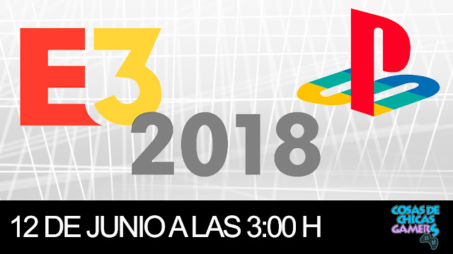 E3 2018 - CONFERENCIA DE SONY PLAYSTATION