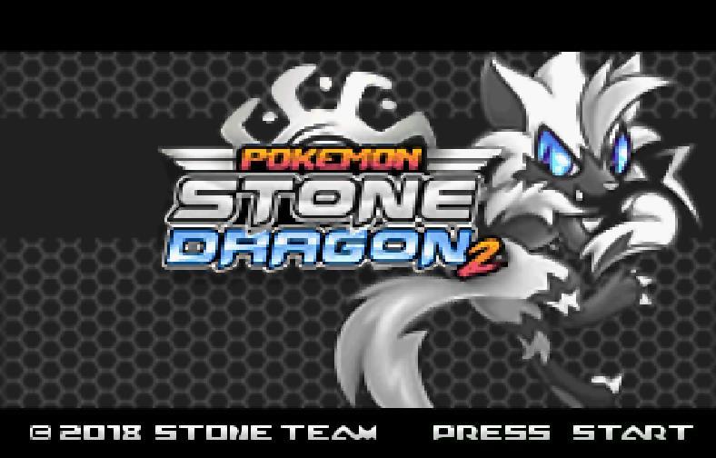 Pokemon Stone Dragon 2 Português [PT-BR] - MEGA EM BATALHA