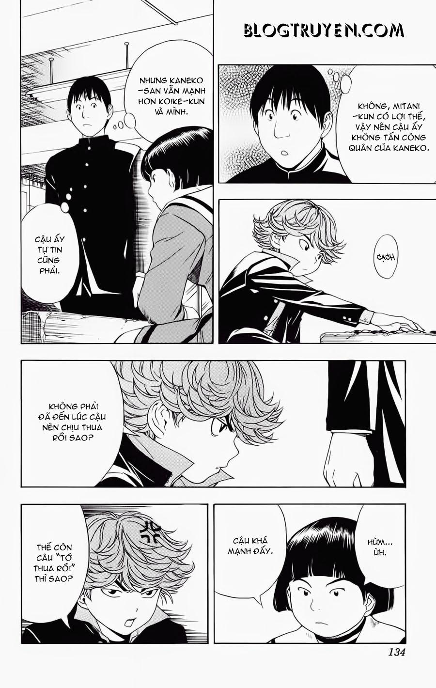 Hikaru No Go hikaru no go chap 57 trang 19