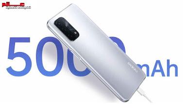 مواصفات و سعر موبايل أوبو Oppo A93 5G - هاتف/جوال/تليفون أوبو Oppo A93 5G- البطاريه/ الامكانيات و الشاشه و الكاميرات هاتف أوبو Oppo A93 5G .