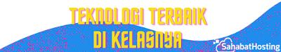 teknologi sahabat hosting