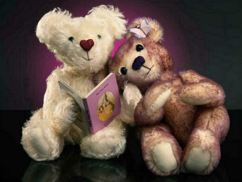 Akash 3d Wallpaper Teddy Bear Digital Hd Photos