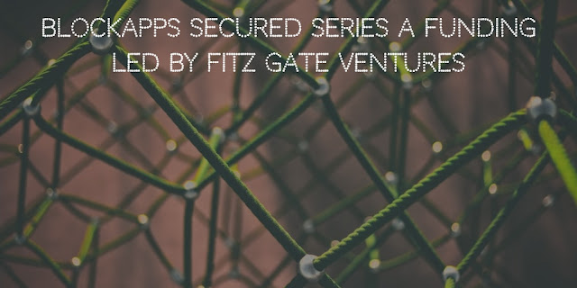 BlockApps secured Series A funding led by Fitz Gate Ventures