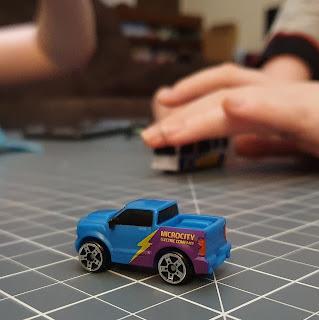 Micro Machines Mini City Vehicle 2020