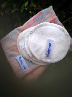 Reusable cotton pad