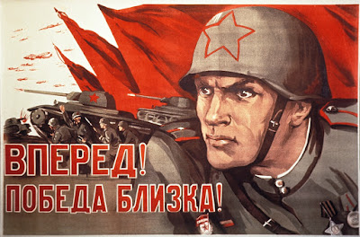 Propaganda soviética - Segunda Guerra Mundial