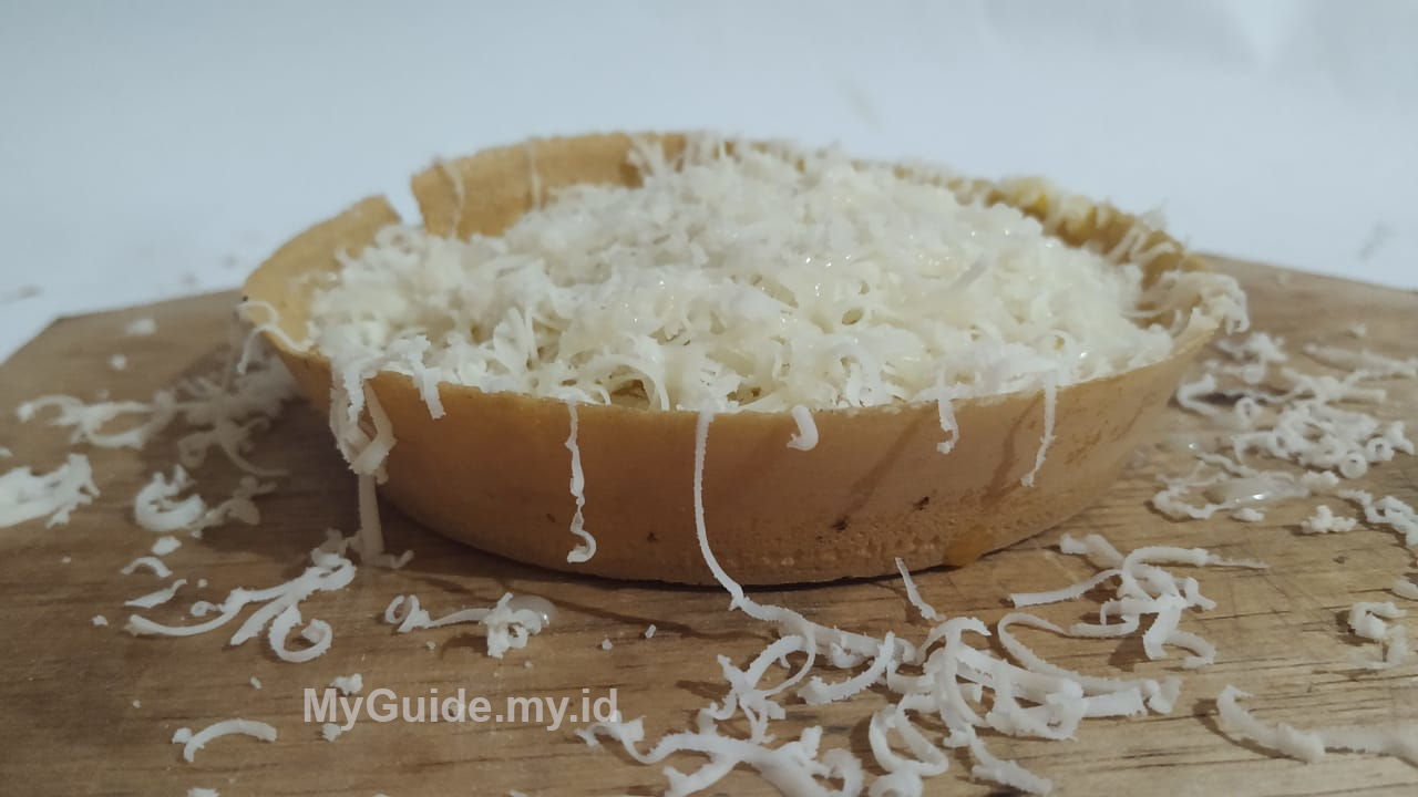 Cheese Sweet Martabak