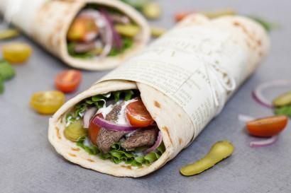 طريقتين لعمل شاورما اللحم على الطريقة السورية