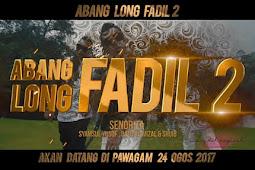 Lirik Lagu OST Abang Long Fadil 2 SENORITA Syamsul Yusof Dato AC Mizal Feat. Shuib