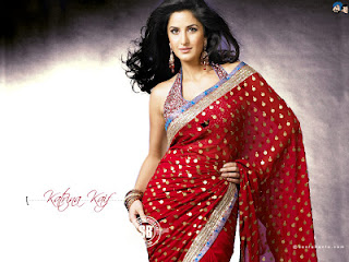 Katrina Kaif red drresh Pics